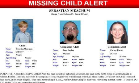 Missing Child Alert in Malabar