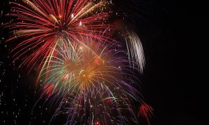 Fireworks: If it launches or explodes its illegal