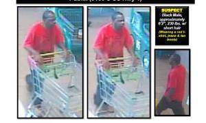 PSL Police looking for Razor Thief