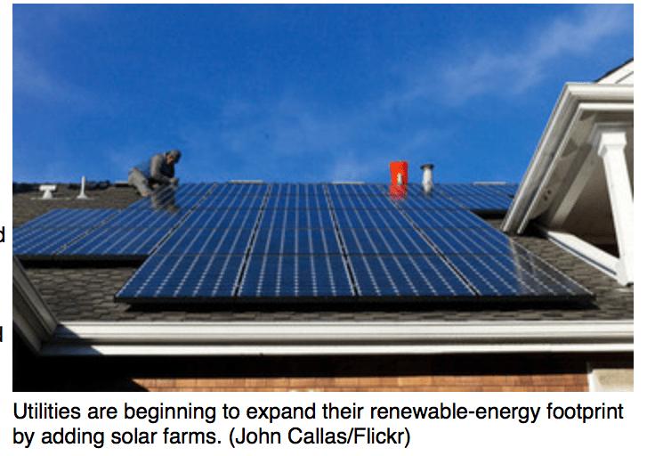 After Irma, Solar Power Helped Keep Florida Shining