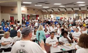 United Way Campaign Kicks-off With 1,000 Volunteers
