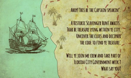 City of Fort Pierce Hosts Scavenger Hunt to Celebrate City Government Week