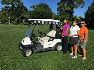 Be a Hunger Hero! Sarah's Kitchen Golf Tournament Tees Off With a Purpose to Help Hungry Families in the Treasure Coast