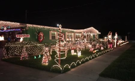 City of Fort Pierce Announces City of Lights Holiday Decorating Contest