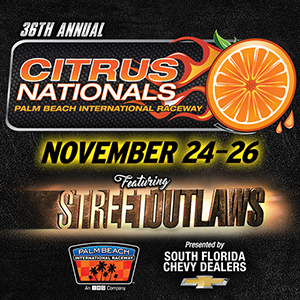64th Annual Citrus Nationals presented by South Florida Chevy Dealers