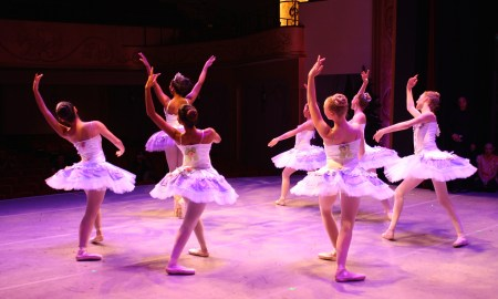 """DANCING TO THE BEAT OF """"THE NUTCRACKER""""!"""