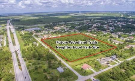 """Woodland Trails Park"""