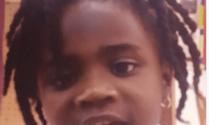 MISSING CHILD Alert: 4-year-old