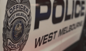 Deceased person found floating in a pond in West Melbourne