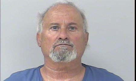 66 year old PSL man arrested for hit and run