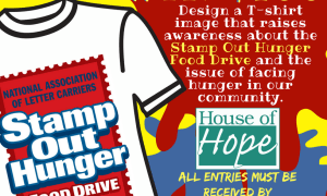 Stamp Out Hunger Student Art Contest