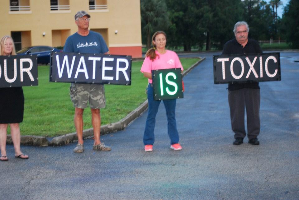 toxic algae awareness