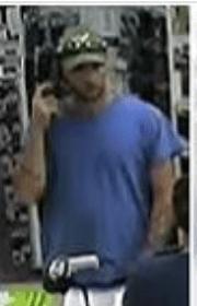 Ft Pierce Police seek man