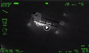 K9 Bingo and infrared technology help MCSO apprehend suspects