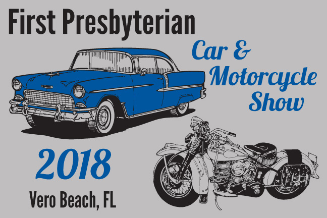 First Presbyterian Rd Annual Car Truck And Motorcycle Show - Vero beach car show