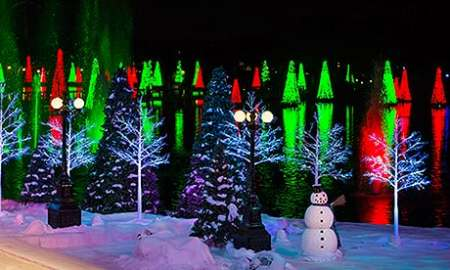 Tis The Season To Be Jolly At Orlando's Theme Parks