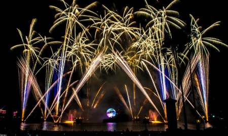 New Magic In The Skies At Disney World In Orlando