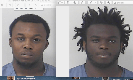 Suspect 1: Javaris Allen, 20, of Fort PierceJakeemEverettCharges: Attempted Homicide Murder Not Premeditated During Specific Felony Aggravated Battery Person Uses A Deadly Weapon Suspect 2: Jakeem Everett, 22, of Fort Pierce JavarisAllen Charges: Drive While Suspended/Revoked License Accessory After The Fact Of 1st Degree Felony Accessory After The Fact Of 2nd Degree Felony