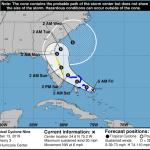 Treasure Coast under Tropical Storm Watch