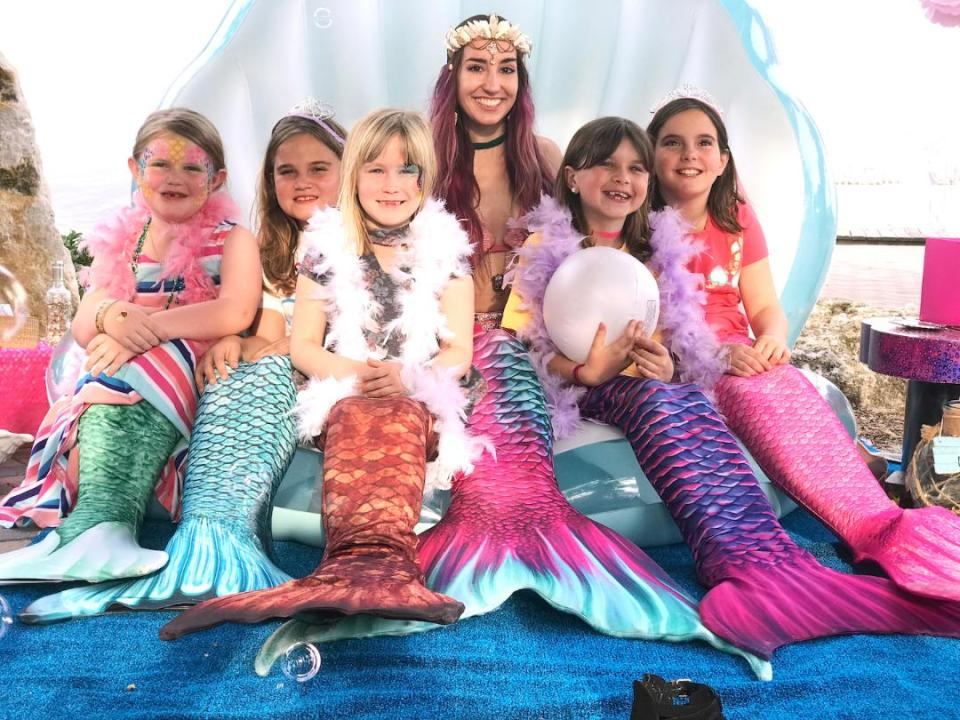 MERMAID AND PIRATE FESTIVAL SWIMS INTO PORT SALERNO