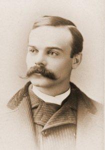 Homer Hines Stuart Jr., for whom Stuart, Florida is named. (Portrait courtesy of historian, Sandra Henderson Thurlow.)
