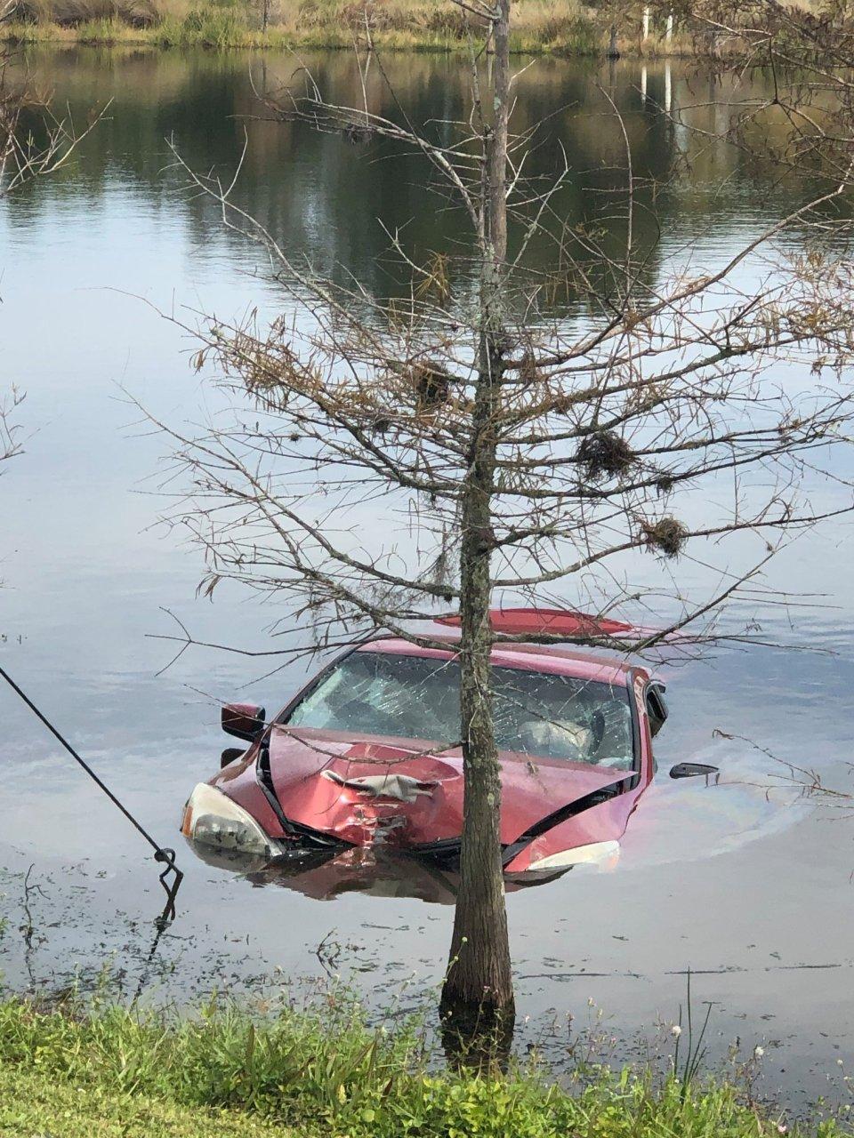 Two good Samaritans rescue driver