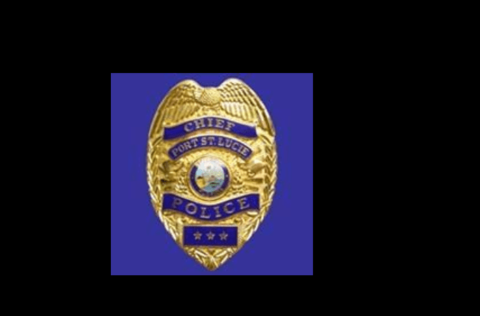 PSLPD Police officer arrested after a domestic dispute
