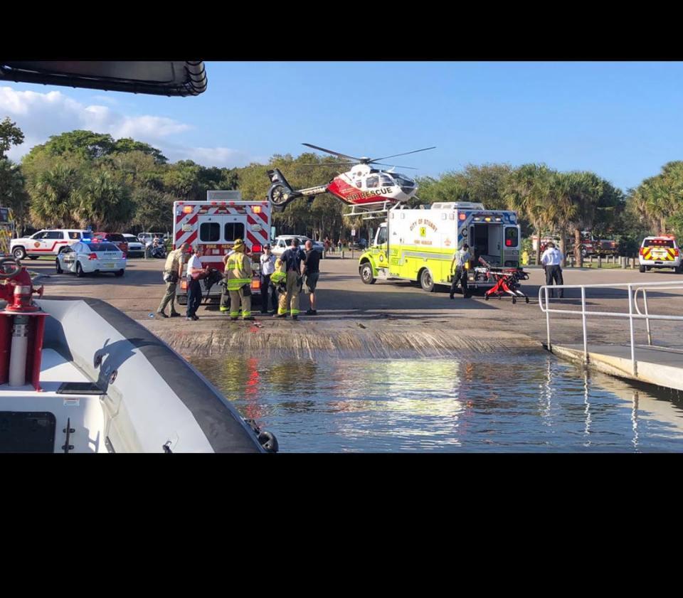 Two teen girls severely injured in jet ski crash