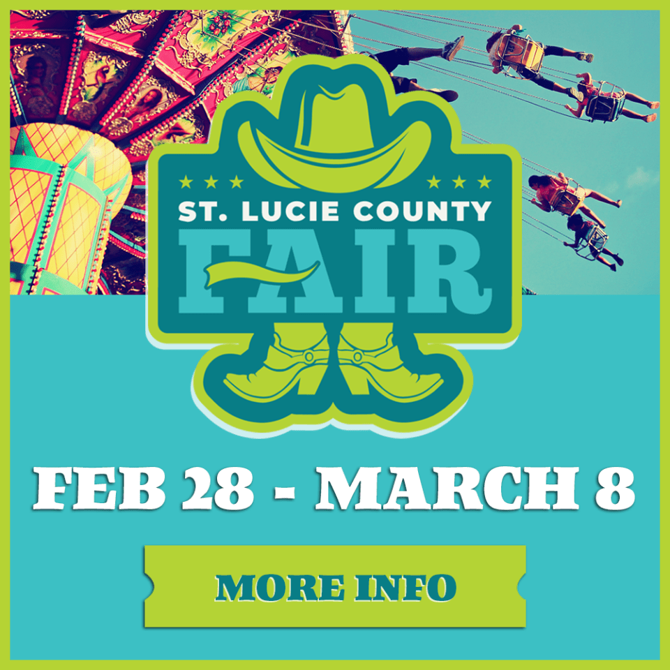 This contest has ended. Win tickets to the St. Lucie County Fair
