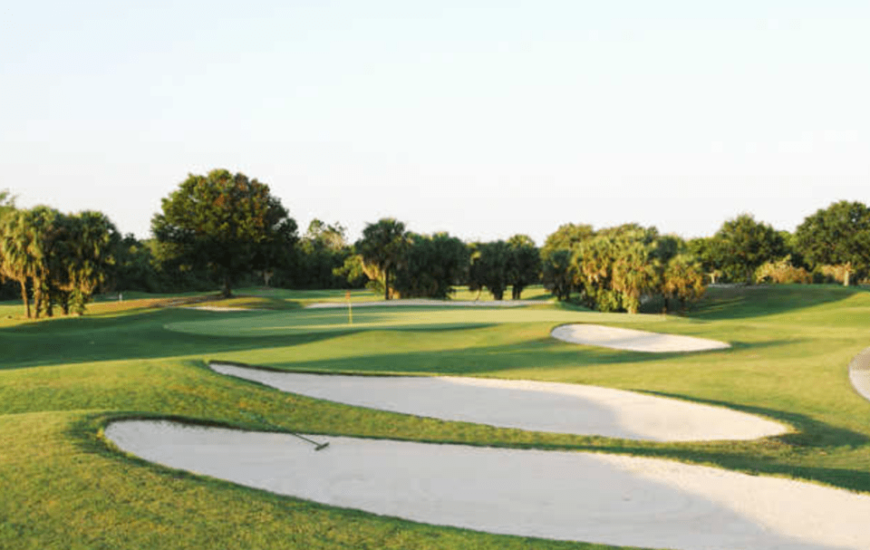 St Lucie County Golf Courses