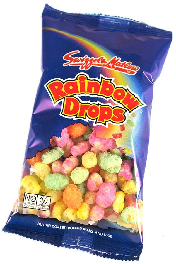 Rainbow Drops Sweets From The Uks Original Retro