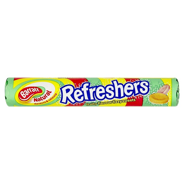 Refresher Rolls Traditional Sweets Old Fashioned