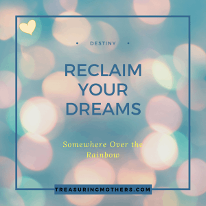 Reclaim your dreams