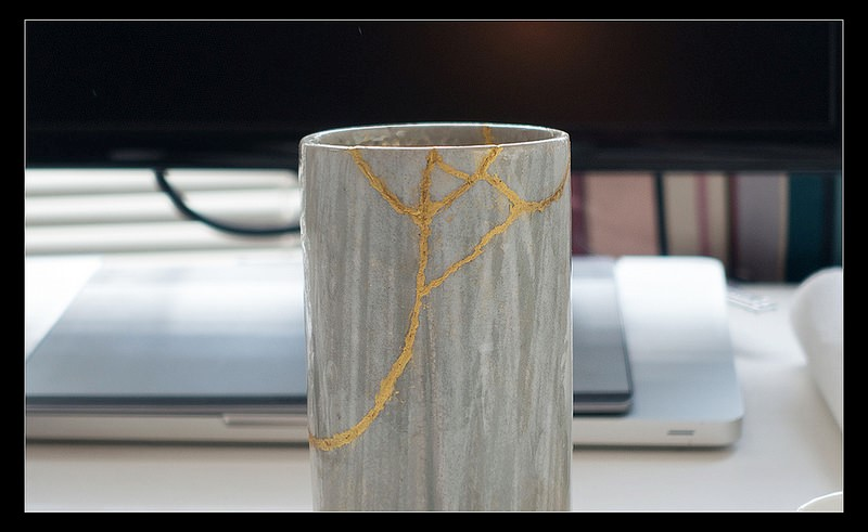 Why Suffering Makes You Stronger than Before; kintsugi