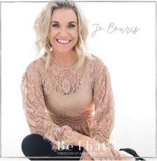 """Jo Bouris, host of the show """"Be That"""""""