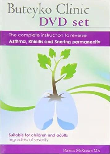 Buteyko Clinic DVD Set