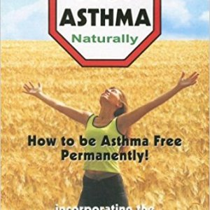 Stop Asthma Naturally Book