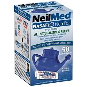 neti pot to treat asthma symptoms