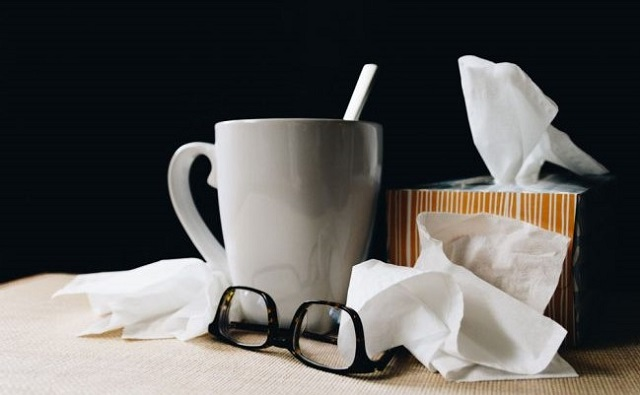 tissues and more treatment for nasal issues related to asthma