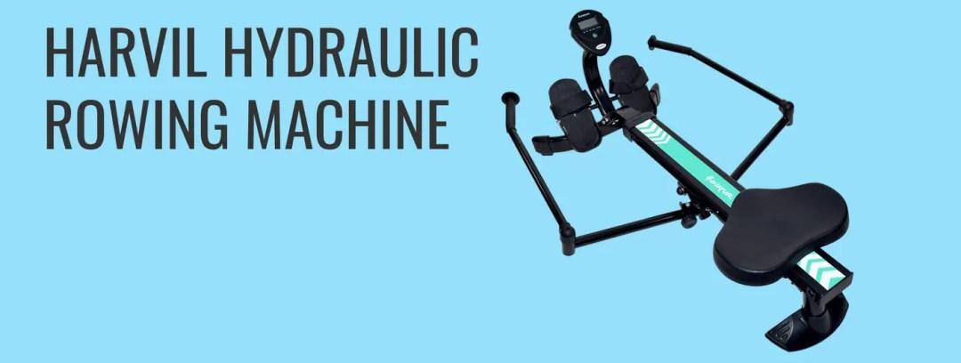 harvil-hydraulic-rowing-machine