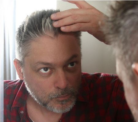 How To Reverse Gray Hair Naturally With Diet Vitamin
