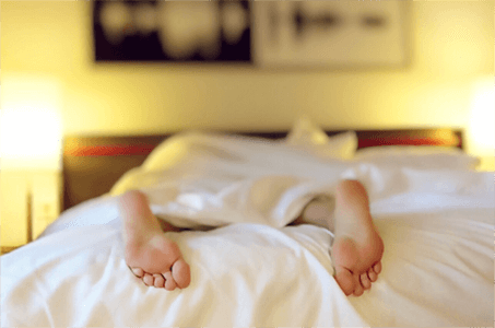 Sleep helps lose weight with hypothyroidism