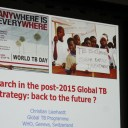 Dr Christian Leinhardt: Research in the post-2015 Global TB Strategy: Finding lessons in the past and models in the present
