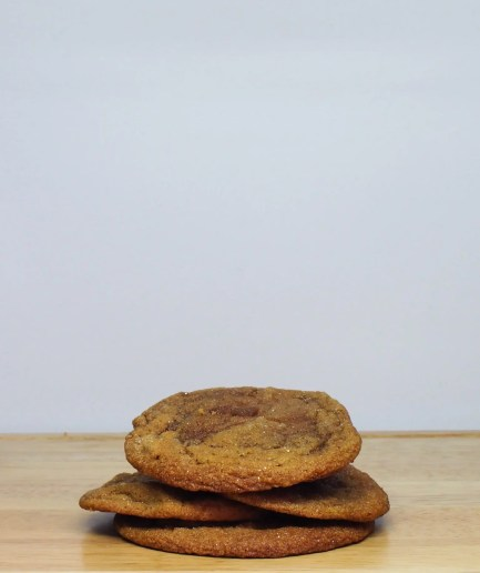 Ginger Snaps Stacked