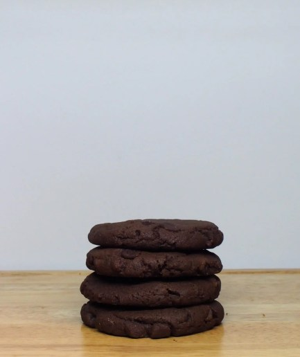 Night Night Cookie Stacked
