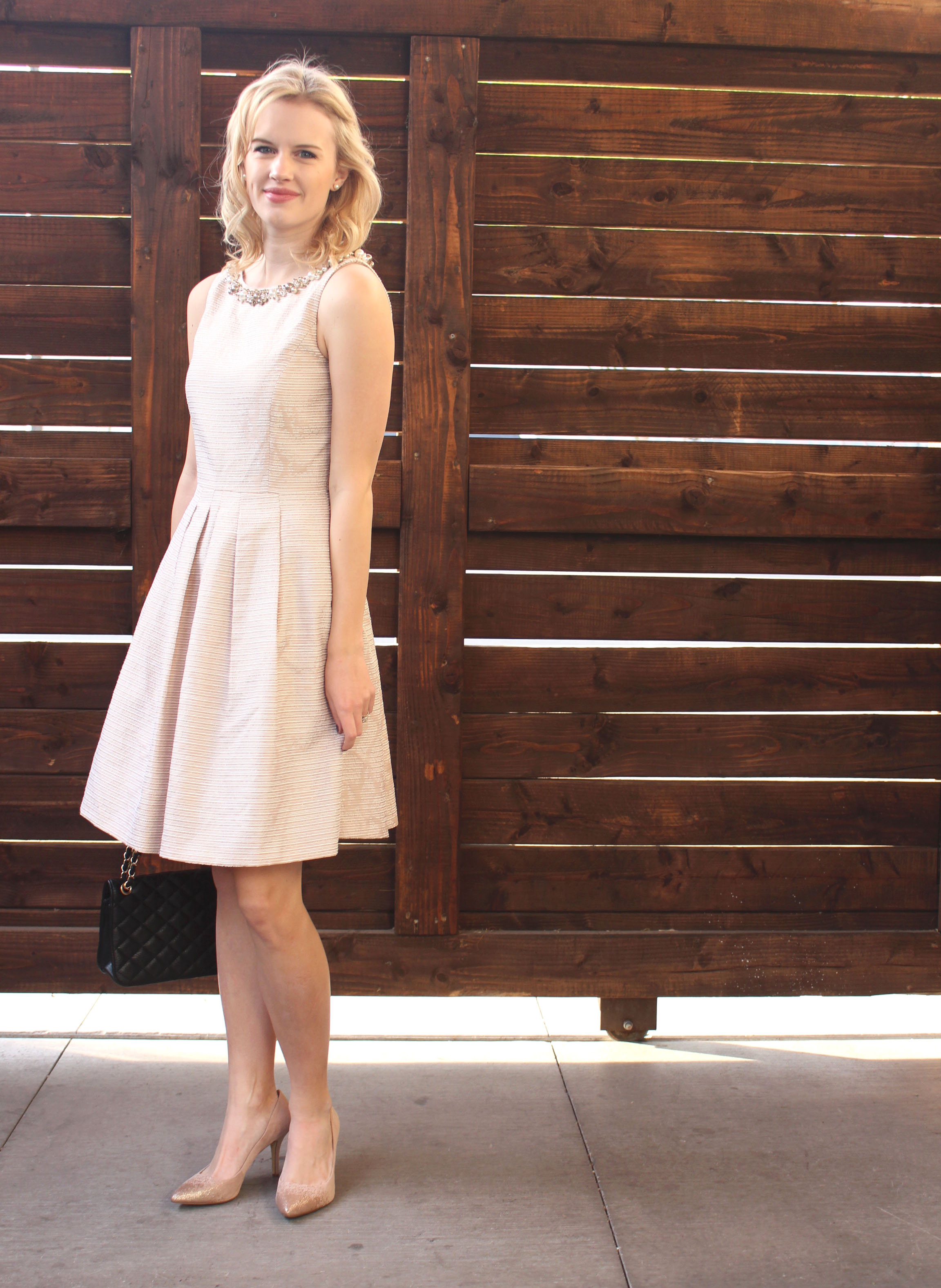 Pearl Party Dress For The Holidays Amp Nye Treats And Trends