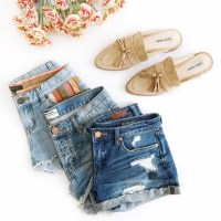 12 Pairs of Denim Shorts You'll Want For Summer 2017