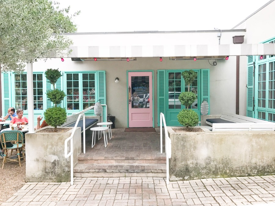 Austin, Texas Travel Guide, travel blogger, Elizabeth's Cafe, where to Eat in Austin, TX