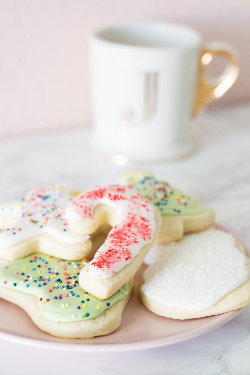 The Best Soft Sugar Cookies for Decorating