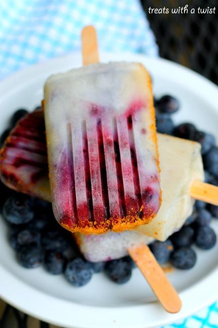 Roasted-Blueberries-n-Cream-Popsicles 2
